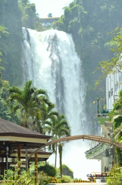 Ma. Cristina Falls, Iligan