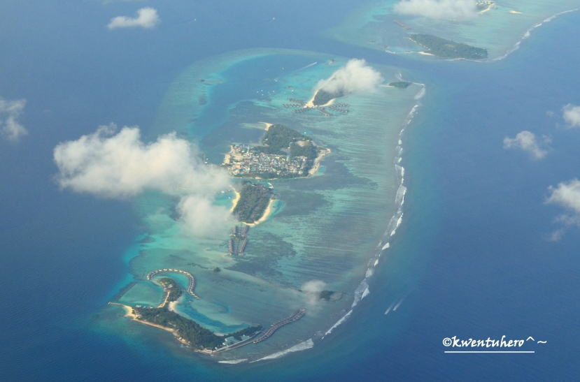 Sighted Islands in Maldives