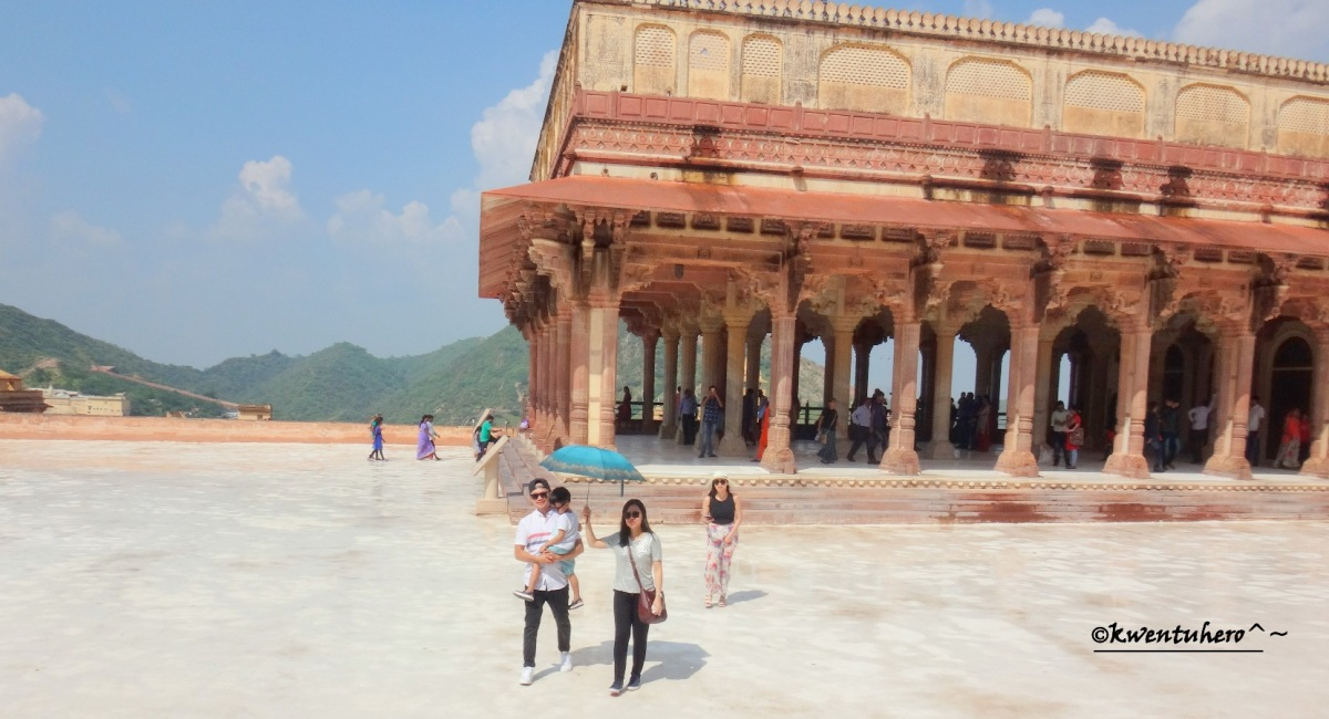 The Pink City and the Gayest Structures of Jaipur