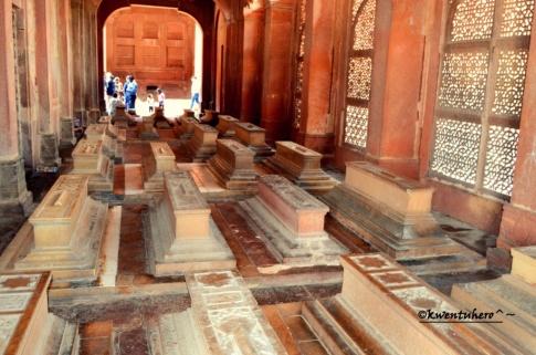 Tomb at Fatehpur Sikri