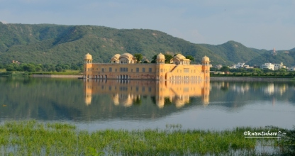 Jal Mahal - Water Palace