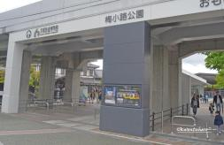 Kyoto Railway Museum entrance