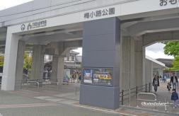 Kyoto Railway Museum entrance