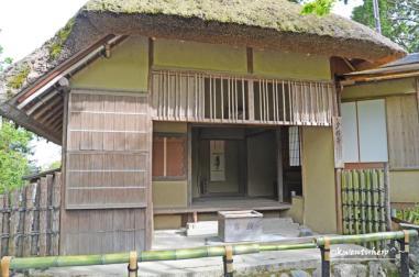 Sekkatei teahouse